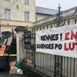 De la mobilisation à la perte de son taf, poursuites des représailles à Science Po Rennes