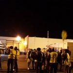 Retour sur la nuit de blocage du 24 janvier